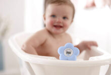 badethermometer baby